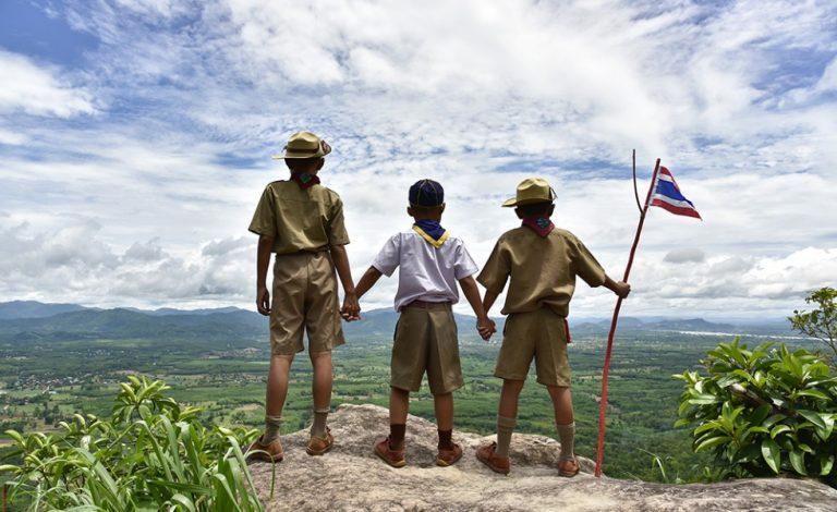Waarom scouting goed is voor kinderen