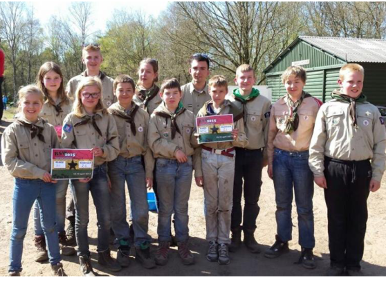 Scouting valeouwe scouts groep