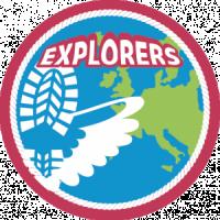 Explorers logo scouting